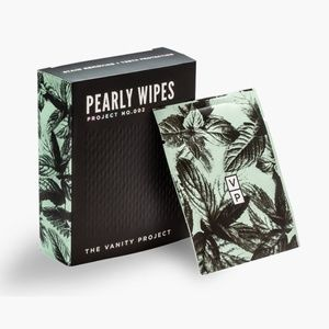 Pearly Wipes - Teeth & Mouth Freshener